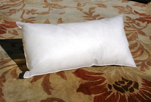 12x24 Lumbar Pillow Form Insert Ebay