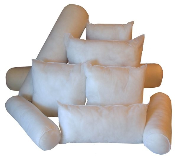 synthetic down alternative pillow form inserts