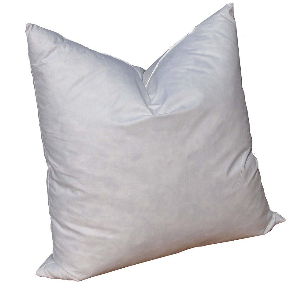 Feather Pillow Insert Karate Chop