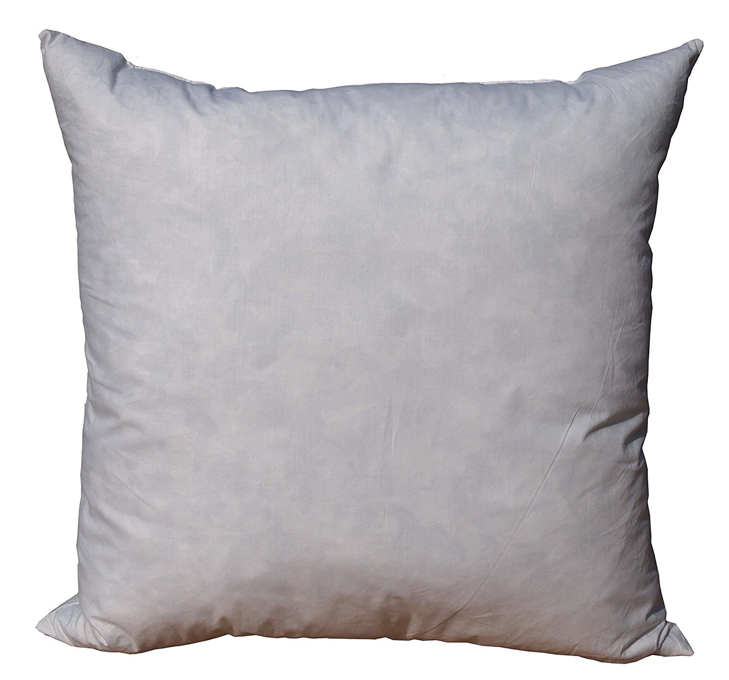 Old fashioned heavy feather pillows
