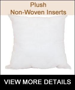Plush Pillow Insert