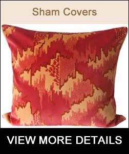 Decorative Sham Covers