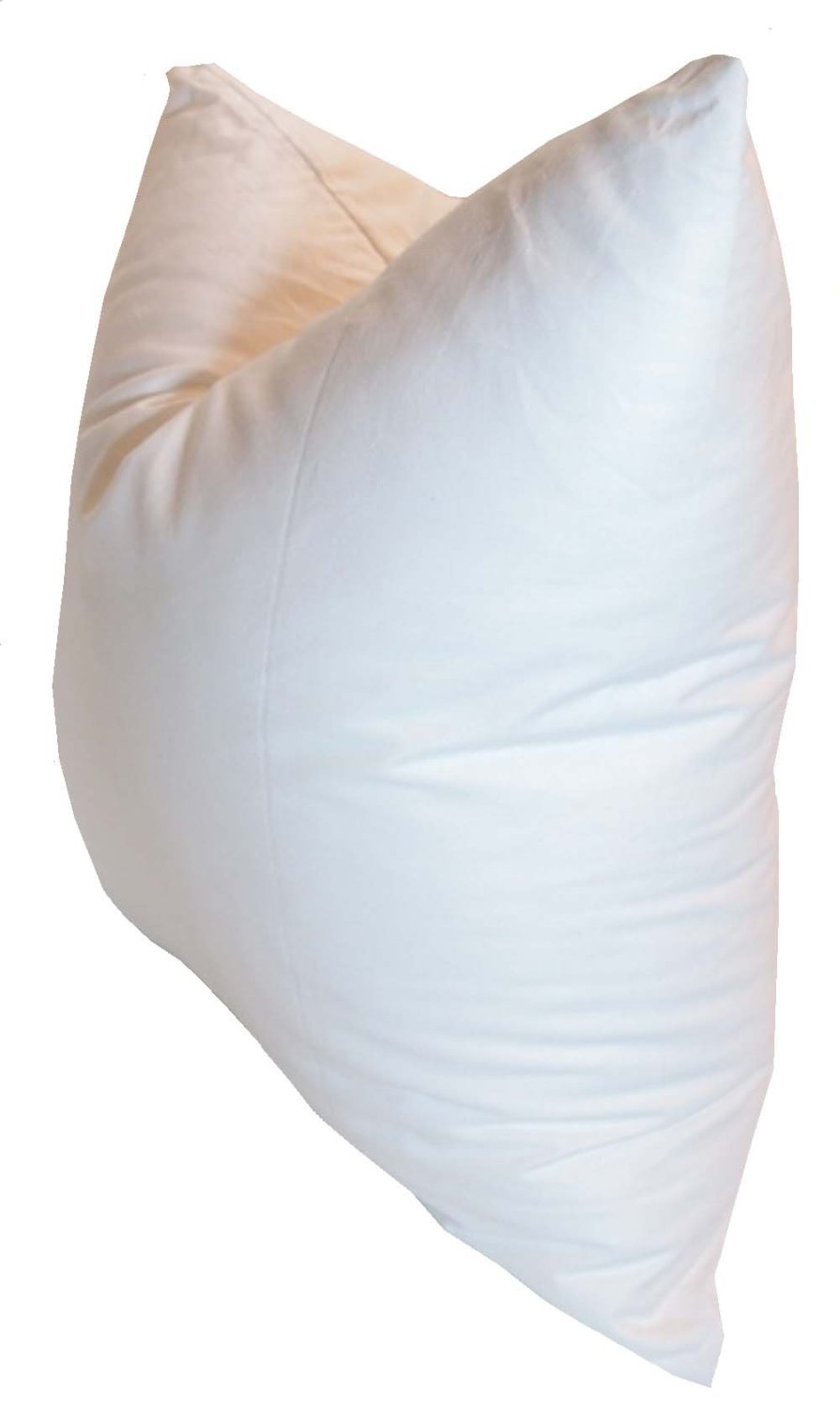 synthetic down pillow inserts