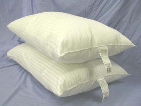 King Shredded Latex Foam Pillow Firm Pillows | eBay